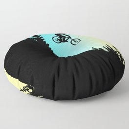 MTB Colors Floor Pillow