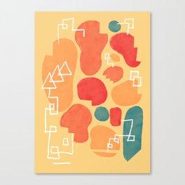 Secret Menu Canvas Print