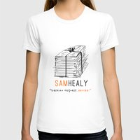 matty healy T-shirts featuring Healy | Lesbian Request Denied | OITNB by Sandi Panda