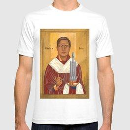 Holy Prophet Elon Musk T-shirt
