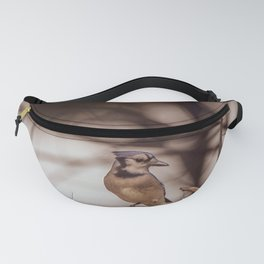 The Blue Jay Fanny Pack