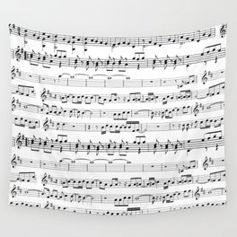 Musical Wall Tapestry