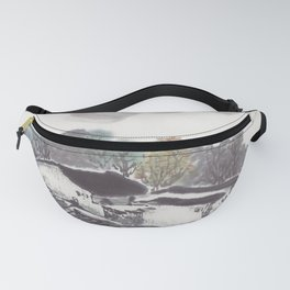 Around my Home Fanny Pack