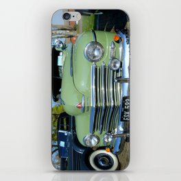 1948 Plymouth Delux iPhone Skin