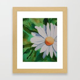 Sweet Daisy Framed Art Print