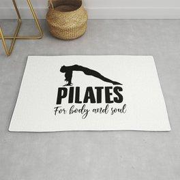 Yoga Pilates Workout   Sports Namaste Gifts Rug