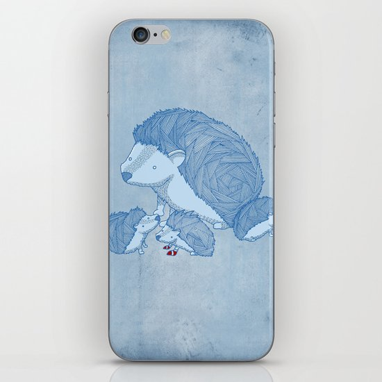 When he was young iPhone & iPod Skin