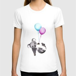 Koala With Baloons T-shirt