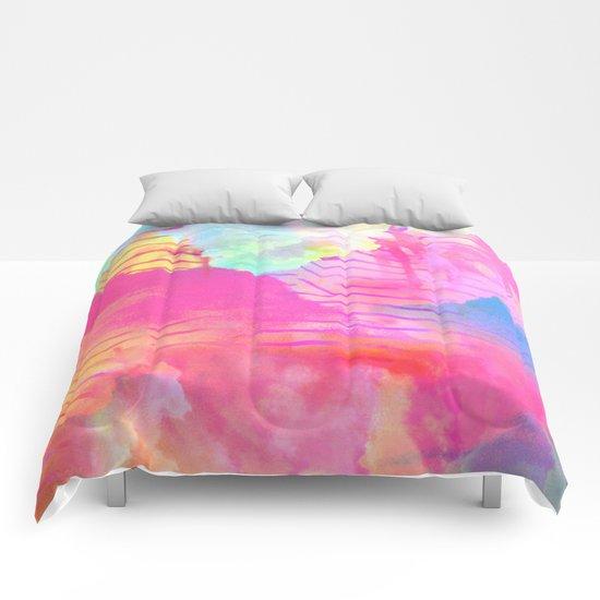 Trade Winds Comforters