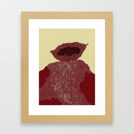 strange fruit no. 2 Framed Art Print