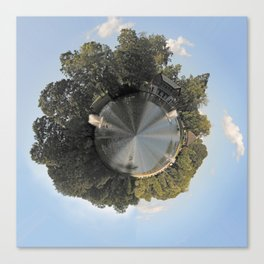 Slater Planet Canvas Print