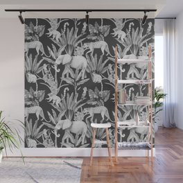 Tropics - Watercolor Collection Wall Mural