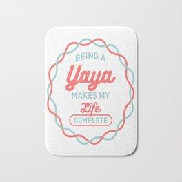 Being-Yaya Bath Mat