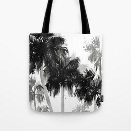 Paradis Noir II Tote Bag