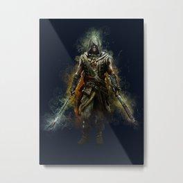 Adewale  Metal Print