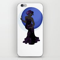 celestial iPhone & iPod Skins featuring Celestial by Spacekase