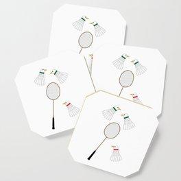 Badminton Cock Shuttles Coaster