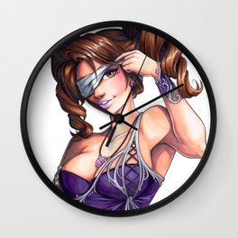 Now I see you better! Wall Clock