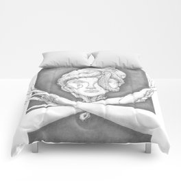 Accretion Comforters
