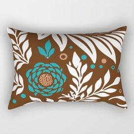 Floral Design 32 Rectangular Pillow