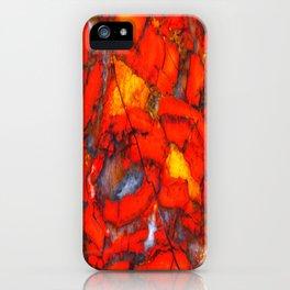 Lavic Jasper  iPhone Case