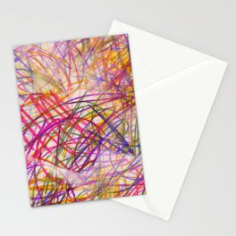 Ilaria Multi Scribble Stationery Cards