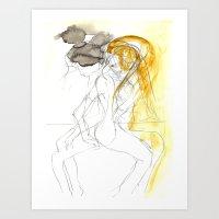 sketch II Art Print