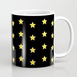 The Stars Pattern Coffee Mug