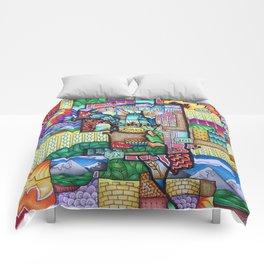 City of Calgary Comforters