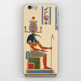 Thoth iPhone Skin