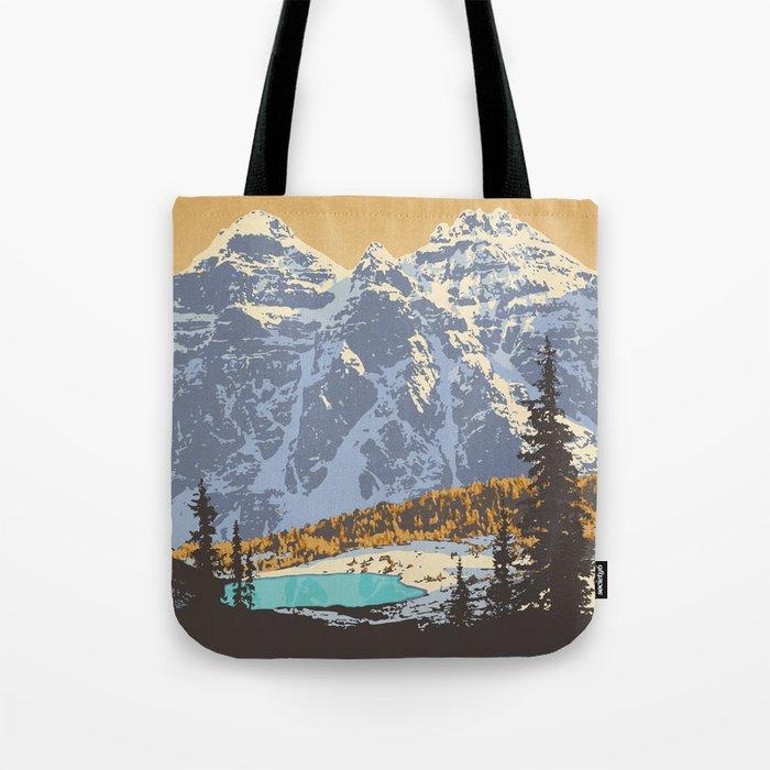 Banff National Park Tote Bag