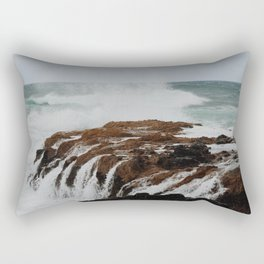 sea spray Rectangular Pillow