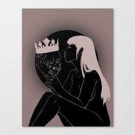 My Beloved King Canvas Print