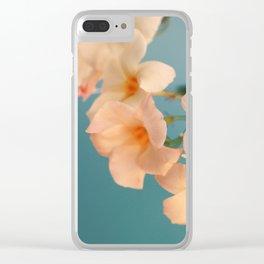 Tropicana #1 Clear iPhone Case