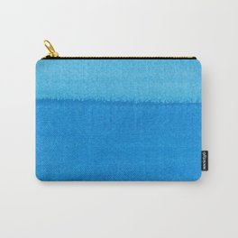 Blue Ocean Up Close Carry-All Pouch