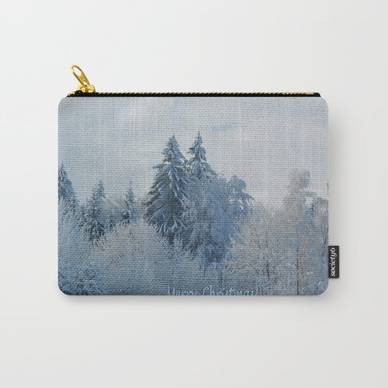 After the snowfall (Merry Christmas!) Carry-All Pouch
