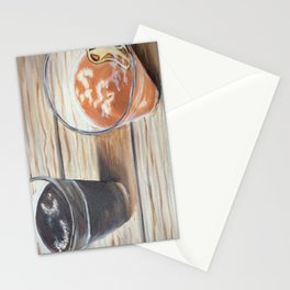 happy hour Stationery Cards