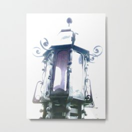 The Magic Lamp Metal Print