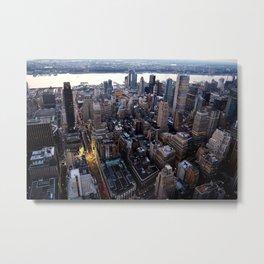 New York dive Metal Print