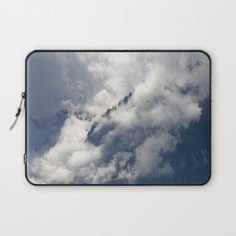 MISTY ISLANDS IN THE SKY Laptop Sleeve