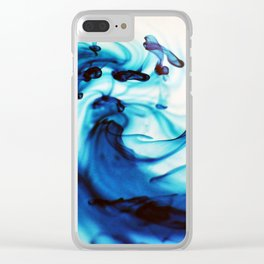 Movement Clear iPhone Case