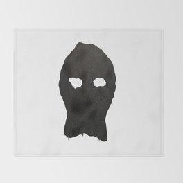 Mask Throw Blanket