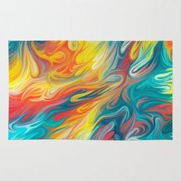 Abstract Colors II Rug