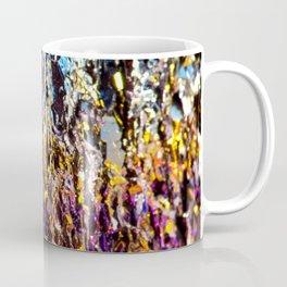 Iridiscent Crystal Coffee Mug