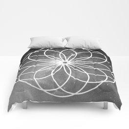 OMBRE LOOP MANDALA Comforters