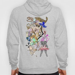 Animal Ballet Hipsters - Green Hoody