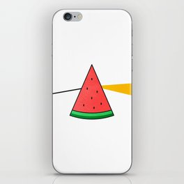 The Brightside of The Summer iPhone Skin