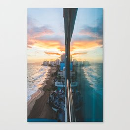 Good Morning San Juan Canvas Print