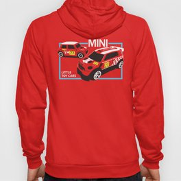 Little Toy Cars Hoody