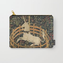 The Unicorn In Captivity Carry-All Pouch